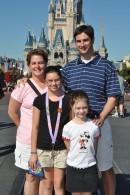 Melisa Moon family