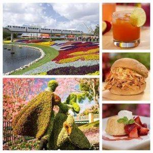 Epcot® International Flower and Garden Festival