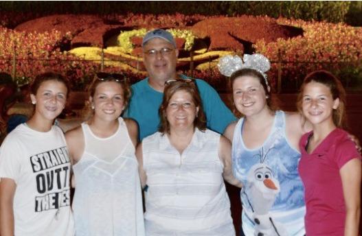 Natalie Sukalac family